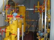 Gas treatment unit